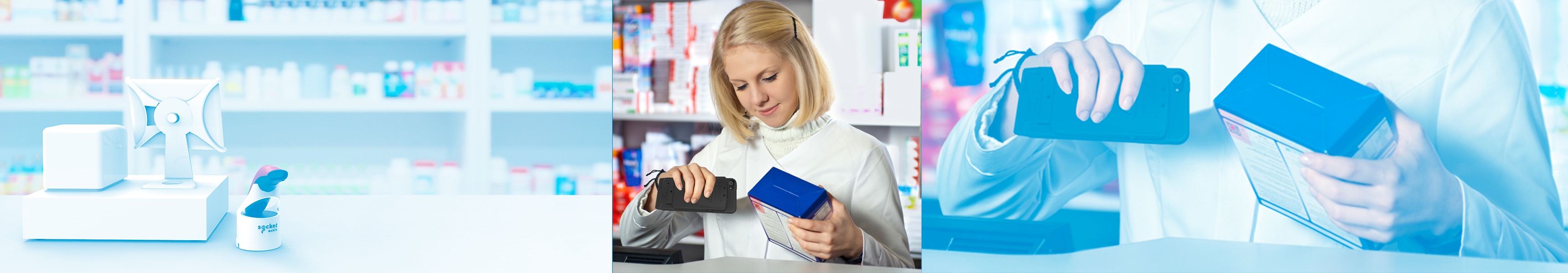 Barcode scanning in pharmacy