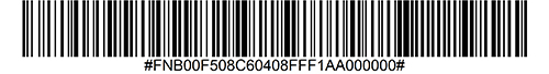 Disable MICR E 13B Barcode