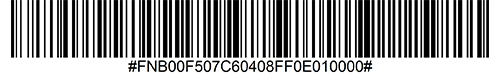 Enable GS1-128 Barcode