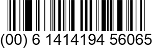 GS1 DataBar Expanded Barcode