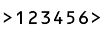 OCR-B Sample Barcode