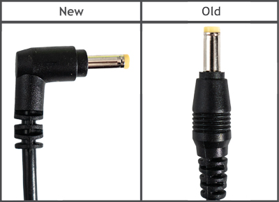 Charging Cable old vs new