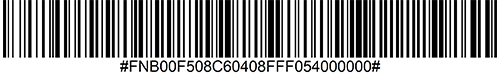 Disable GS1 DataBar Expanded Barcode