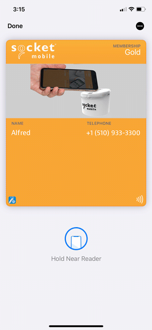 Mobile Pass