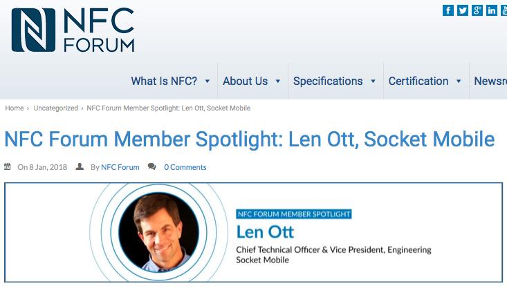 NFC Spotlight interview Screen Shot 2018