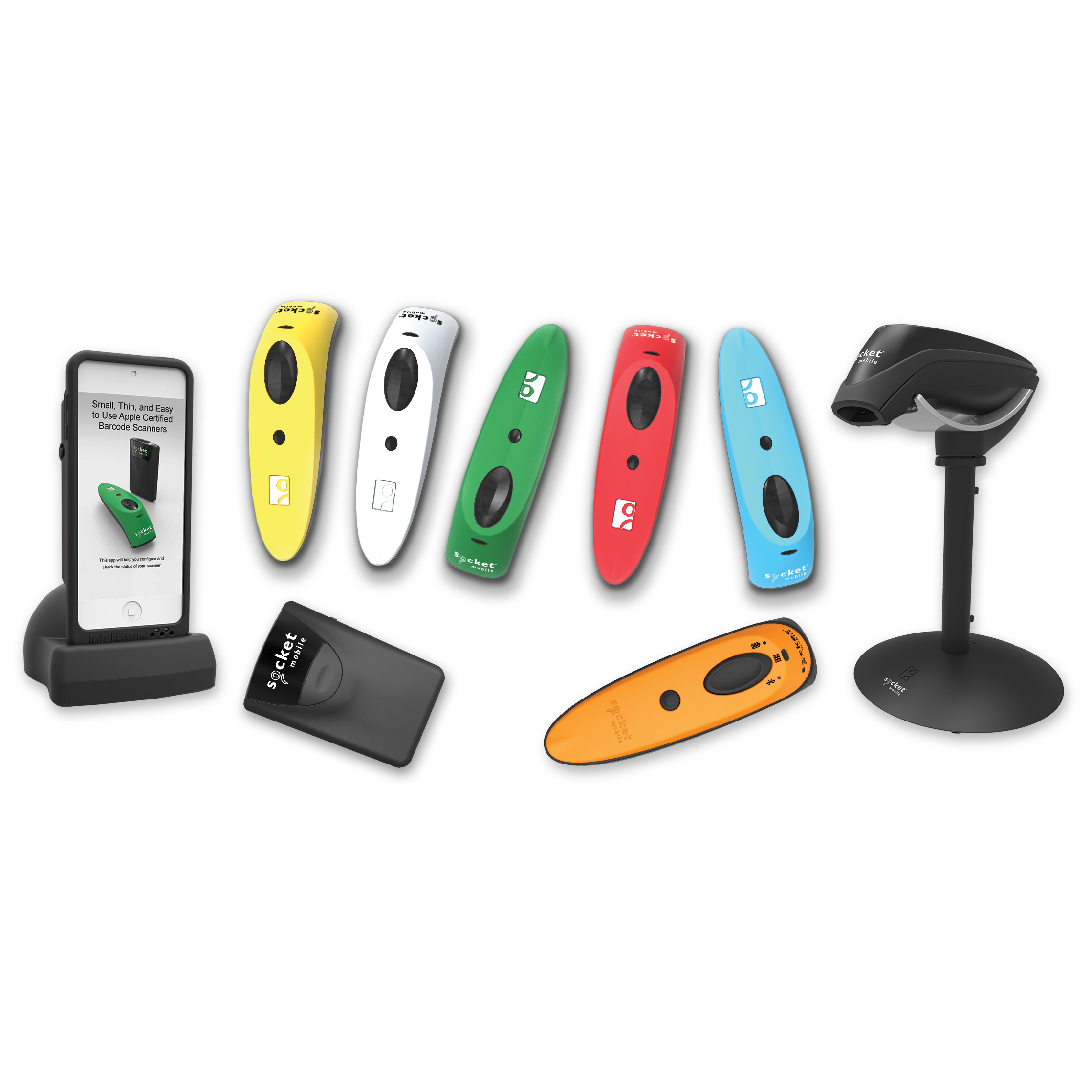 slide of products