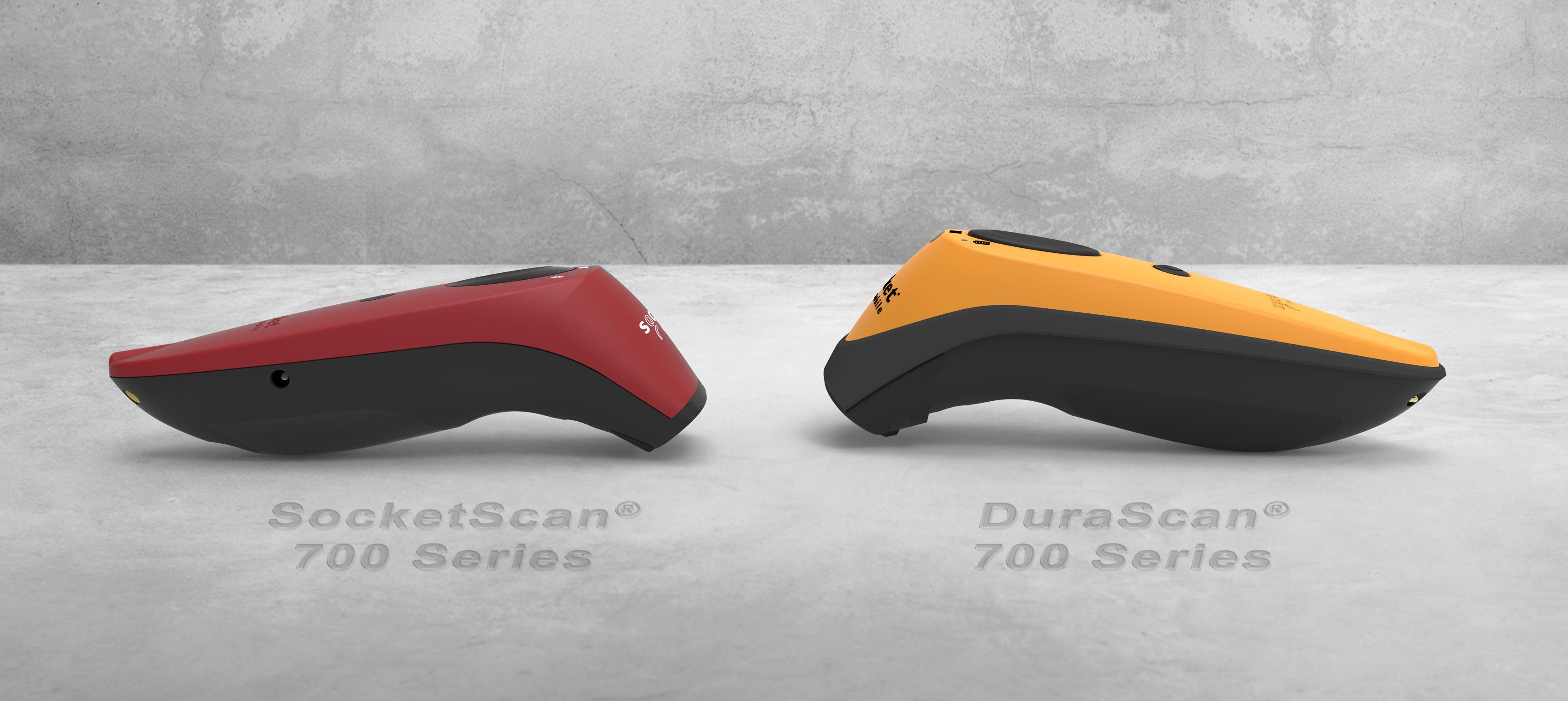SocketScan 700 Series vs. DuraScan 700 Series